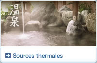 Sources thermales
